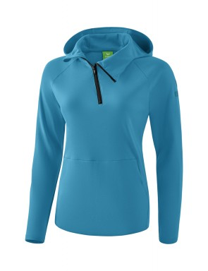 Essential Hoody - Women - oriental blue/colonial blue
