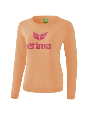 Essential Sweatshirt - Women - peach/love rose