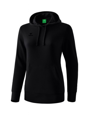 Hoody - Women - black