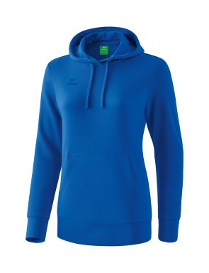 Hoody - Women - new royal