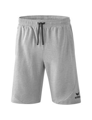 ESSENTIAL Sweat Shorts - Kids - light grey marl/black