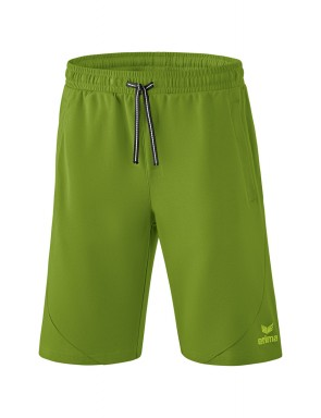ESSENTIAL Sweat Shorts - Men - twist of lime/lime pop