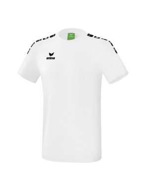 Essential 5-C T-shirt - Men - white/black