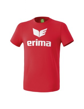 Promo T-shirt - Men - red