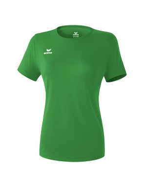 Functional Teamsports T-shirt - Women - emerald