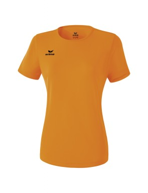 Functional Teamsports T-shirt - Women - orange