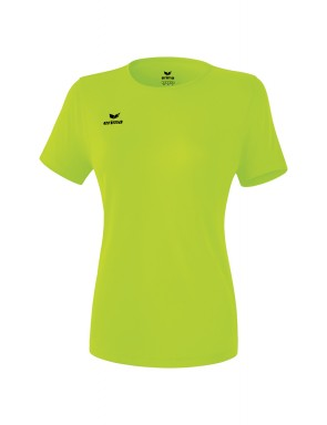 Functional Teamsports T-shirt - Women - green gecko