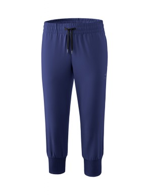 Cropped Pants - Women - new navy
