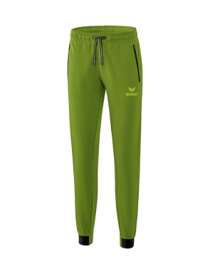 Essential Sweatpants - Women - twist of lime/lime pop