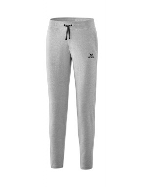 Sweatpants - Women - grey marl