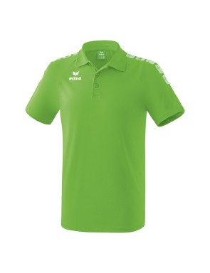Essential 5-C Polo-shirt - Men - green/white