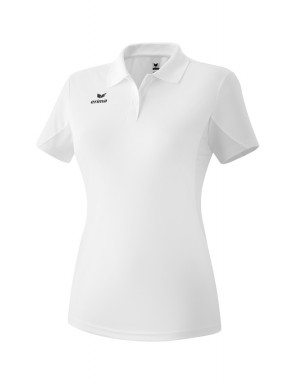 Functional polo-shirt - Women - white