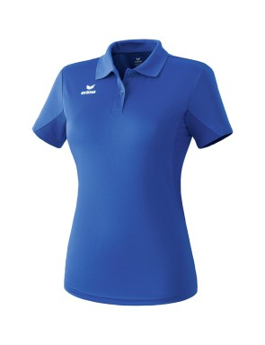 Functional polo-shirt - Women - new royal