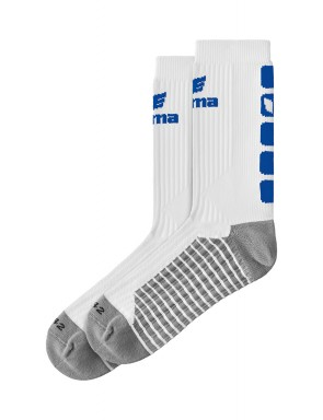 CLASSIC 5-C Socks - white/new royal