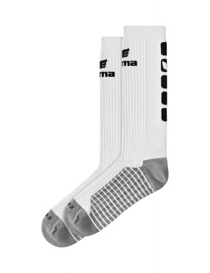 Classic 5-C Socks long - white/black