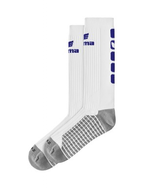 Classic 5-C Socks long - white/new navy