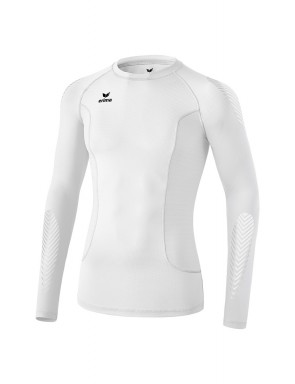 Elemental Long Sleeve Top - Men - white