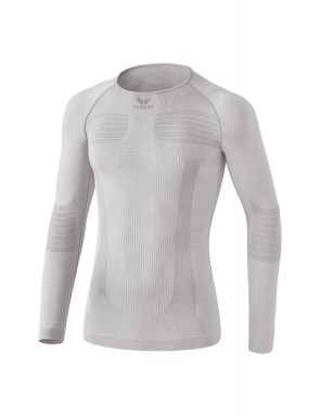Functional Long Sleeve Top - Men - white