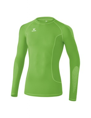 Longsleeve de base - Adultes - green