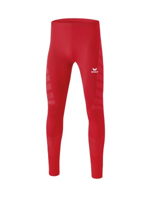 Functional Tights Long - Kids - red