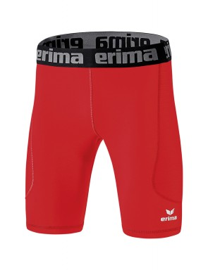 Elemental Tights short - Men - red