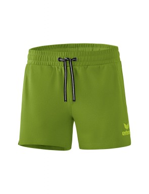 ESSENTIAL Sweat Shorts - Women - twist of lime/lime pop