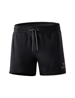 ESSENTIAL Sweat Shorts - Women - black