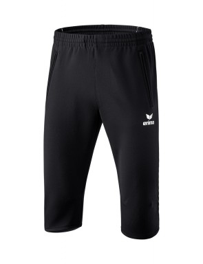 Cropped Training Pants - Men - black