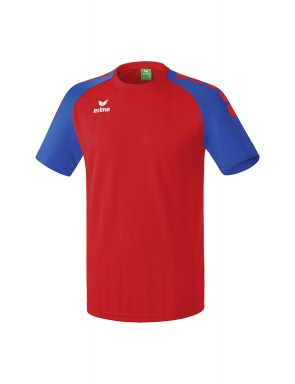Tanaro 2.0 Jersey - Kids - red/new royal blue