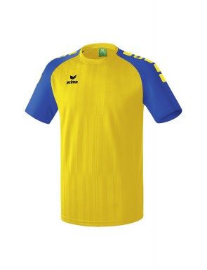 Tanaro 2.0 Jersey - Kids - yellow/new royal blue