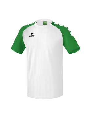 Tanaro 2.0 Jersey - Kids - white/emerald