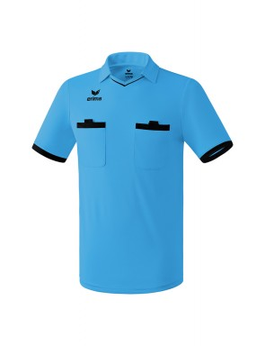 Saragossa Referee Jersey - Men - curacao/black