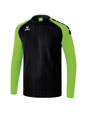 Maillot manches longues Tanaro 2.0 - Adultes - noir /green gecko