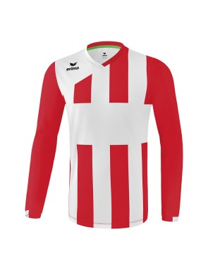SIENA 3.0 Longsleeve Jersey - Men - red/white