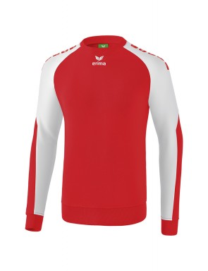 Essential 5-C Sweatshirt - Men - red/white