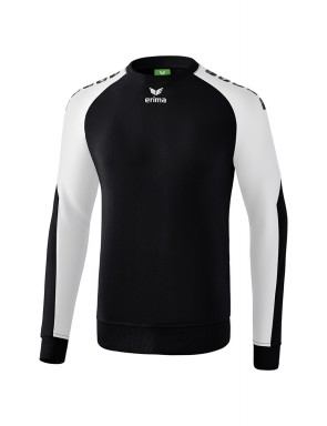 Essential 5-C Sweatshirt - Men - black/white