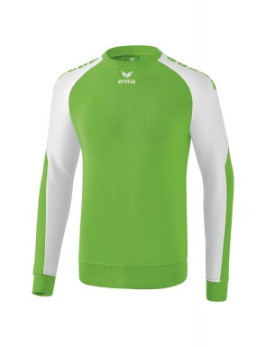 Essential 5-C Sweatshirt - Men - green/white