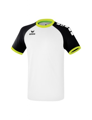 Zenari 3.0 Jersey - Kids - white/black/lime pop