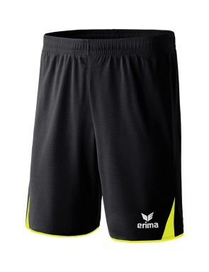 CLASSIC 5-C Shorts - Kids - black/fluo yellow