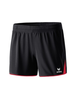 CLASSIC 5-C Shorts - Women - black/red