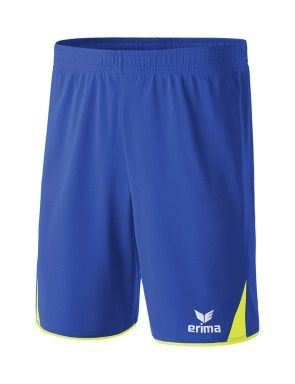 CLASSIC 5-C Shorts - Men - new royal blue/fluo yellow