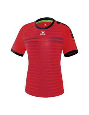 Ferrara 2.0 Jersey - Women - red/black