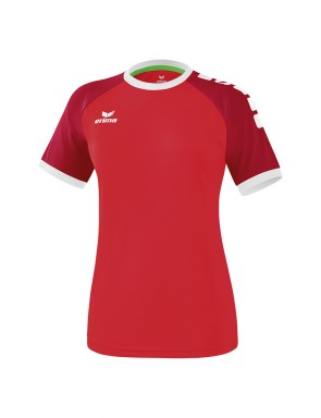 Zenari 3.0 Jersey - Women - red/ruby red/white