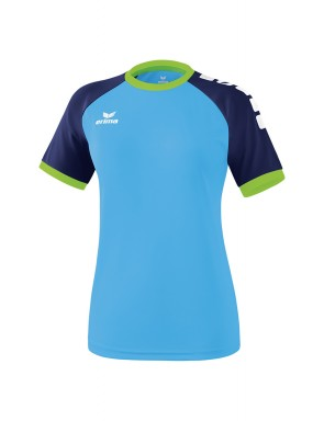 Zenari 3.0 Jersey - Women - curacao/new navy/green gecko