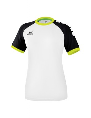 Zenari 3.0 Jersey - Women - white/black/lime pop