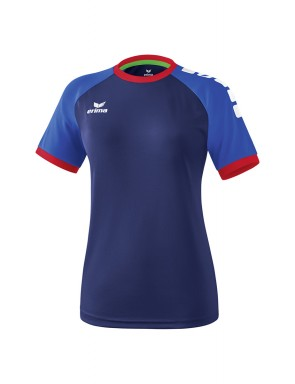 Zenari 3.0 Jersey - Women - new navy/new royal/red