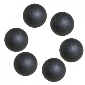 6 black jacks for lifting up by magnet