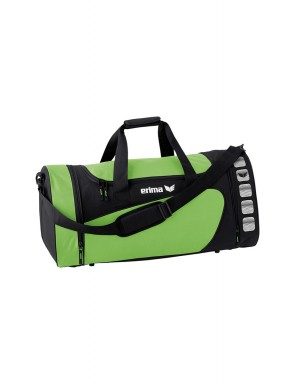 Sports bag - green/black