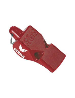 Fox 40 Classic Referee Whistle Adults - red