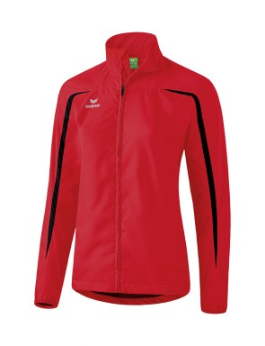 Running jacket - Women - red/black